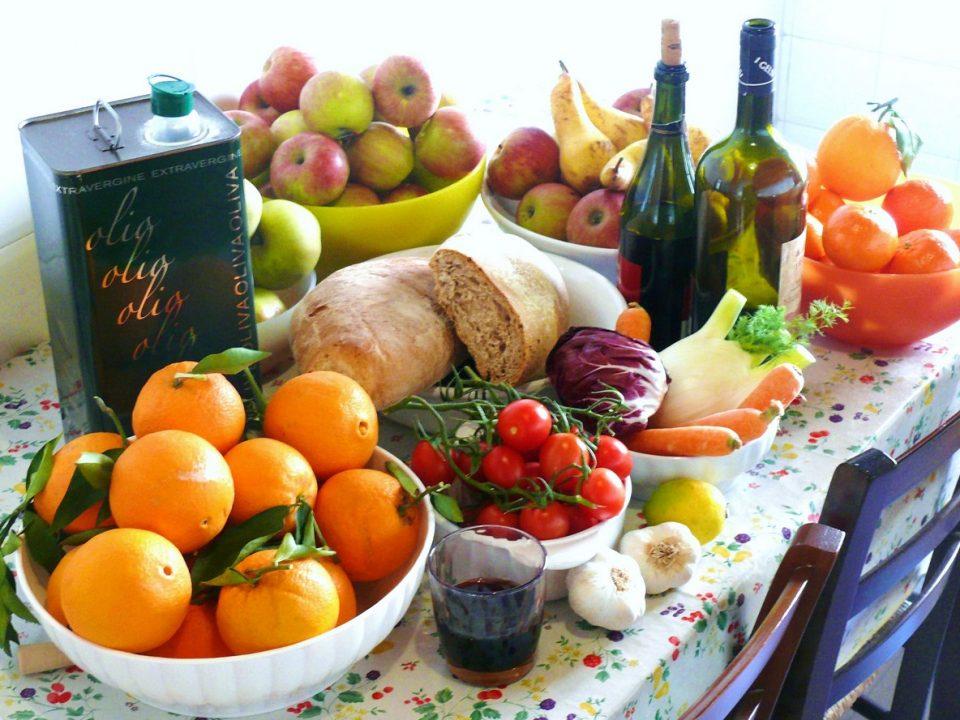 alimenti dieta mediterranea
