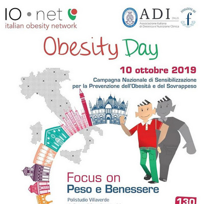 locandina obesity day